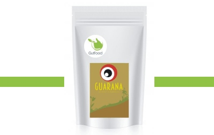 Guarana in Pulverform