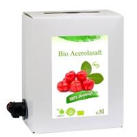 Bio Acerolasaft