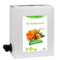 Bio Sanddornsaft