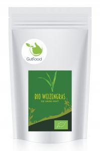 ALT: 1kg Bio Weizengras gemahlen