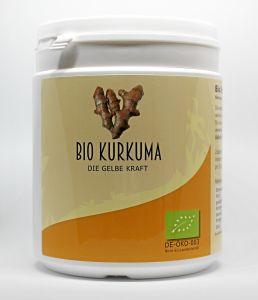 ALT: 250g Bio Kurkuma gemahlen