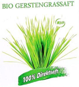 ALT: Jetzt online kaufen - Natürlicher Bio Gerstengrassaft 3 Liter