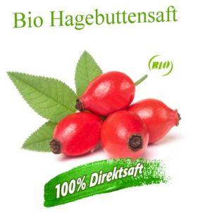 ALT: 3 Liter BioHagebuttensaft Direktsaft
