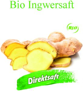 ALT: Bio INgwersaft Bag in Box