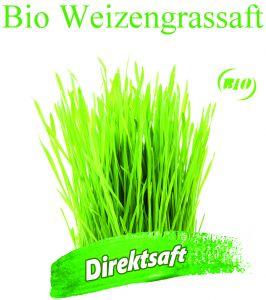 ALT: Jetzt online kaufen - Natürlicher Bio Weizengrassaft 3 Liter