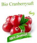3 Liter Bio Cranberrysaft