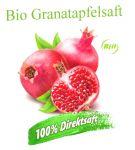 3 Liter Bio Granatapfelsaft