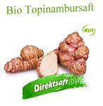 3 Liter Bio Topinambursaft